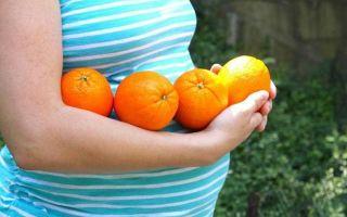 Апельсины при беременности: польза, вред, ограничения.