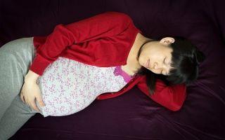 Ложные схватки при беременности: значение