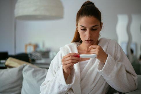 Может ли тест на беременность быть отрицательным при беременности: варианты