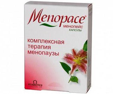 Негормональные препараты при климаксе: описание