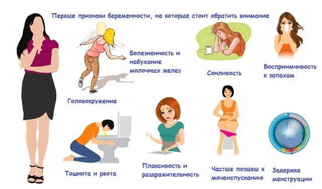 Цветная беременность: что это такое, причины и симптомы, что покажет тест, особенности течения беременности, осложнения
