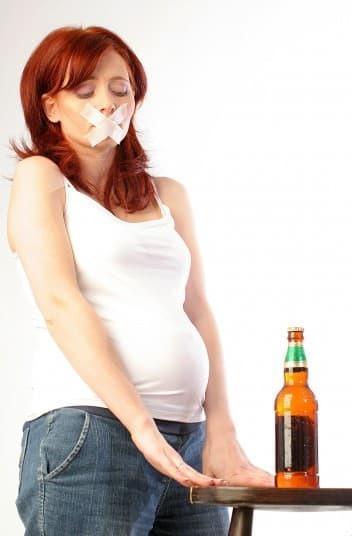 Безалкогольное пиво при беременности: польза и вред