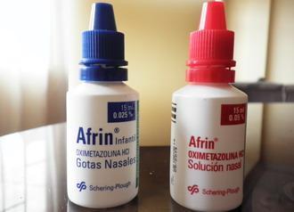 Африн при беременности: показания, противопоказания