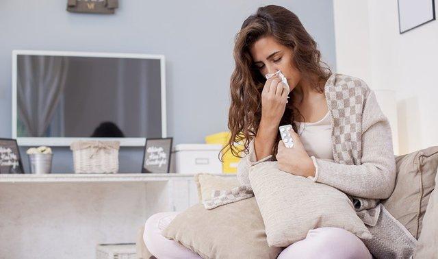ОРЗ при беременности: опасность и лечение