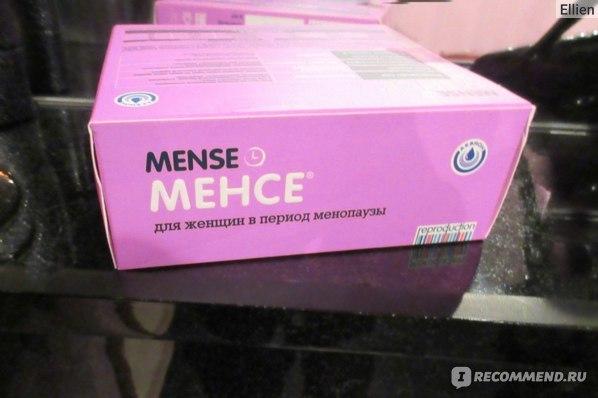 Менсне от климакса: состав и способы применения при менопаузе