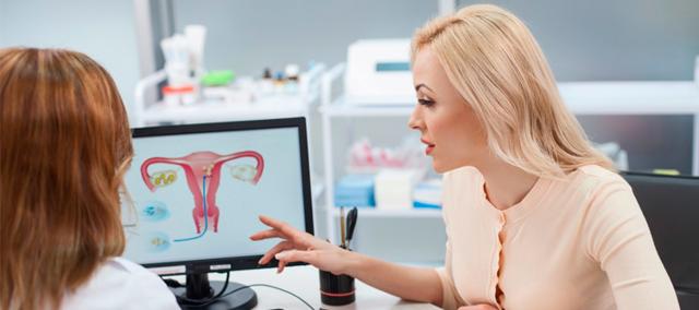 Виды миомы матки: рост, состав, расположение, гистология