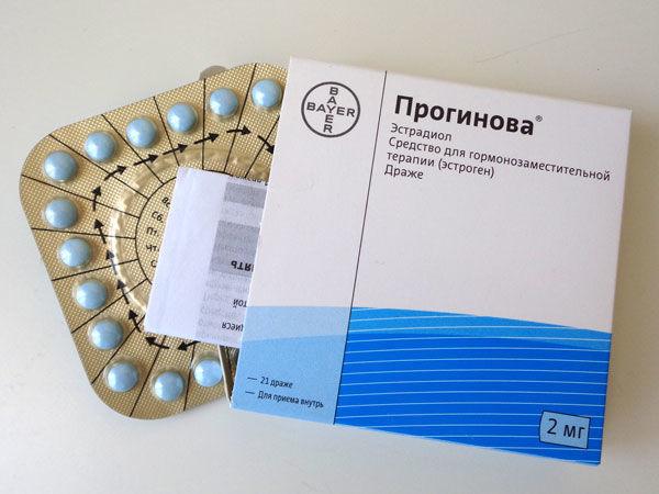 Прогинова для наращивания эндометрия: плюсы и минусы терапии