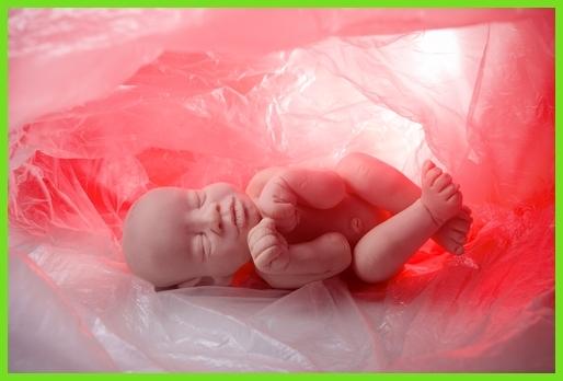 Омывание плода при беременности: причины, лечение