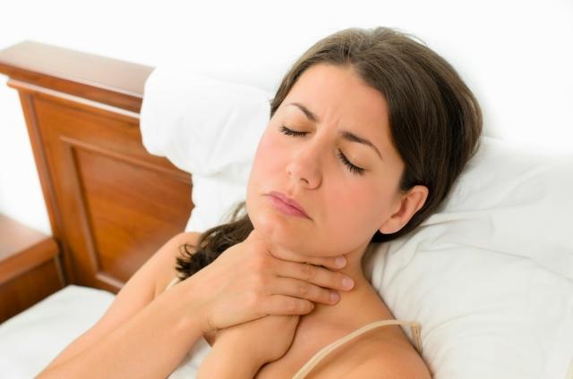 Ком в горле при беременности: причины, лечение