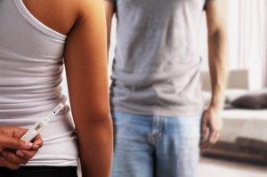 Положительный тест на беременность: как выглядит, что делать дальше?