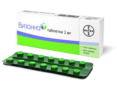 Препараты для лечения аденомиоза: виды, описание, дозировки