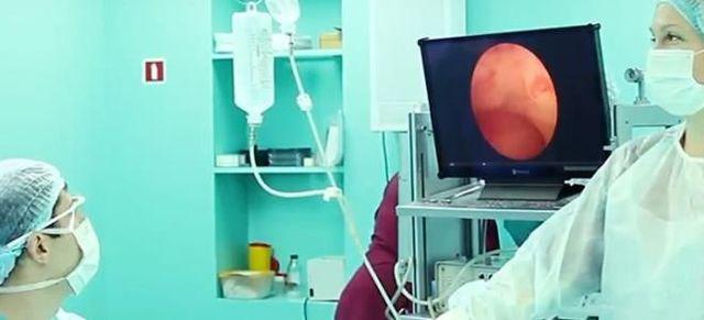 Удаление полипа эндометрия: разновидности операций