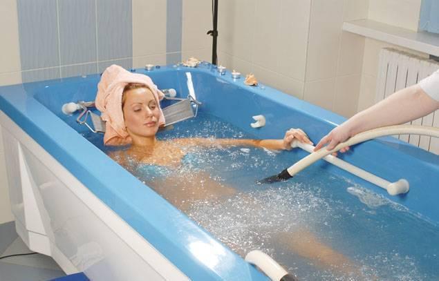 Радоновые ванны при миоме матки: эффективность и показания для лечения, польза и возможные противопоказания, преимущества процедур и отзывы
