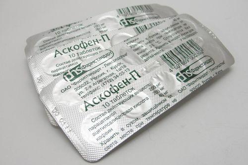 Аскофен при беременности: показания, противопоказания