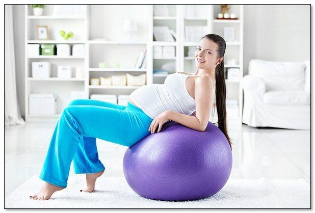 Можно ли заниматься спортом во время беременности: виды