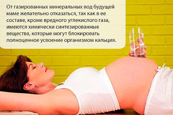 Боржоми при беременности: можно ли пить, противопоказания, как правильно, польза