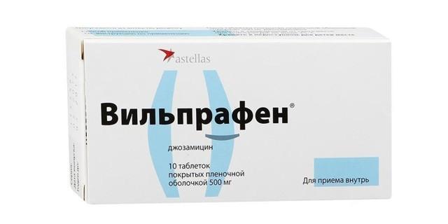 Джозамицин при беременности: показания, противопоказания