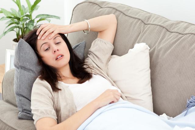 Лишай при беременности: разновидности и лечение