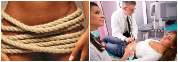 Небольшая эрозия шейки матки: причины и симптомы