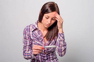 Причины задержки при отрицательном тесте на беременность: гинекологические заболевания, отклонения в весе, другие причины