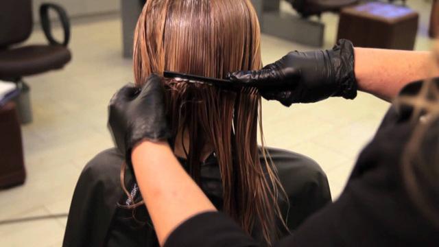 Кератиновое выпрямление волос при беременности: можно ли делать, последствия, чем заменить