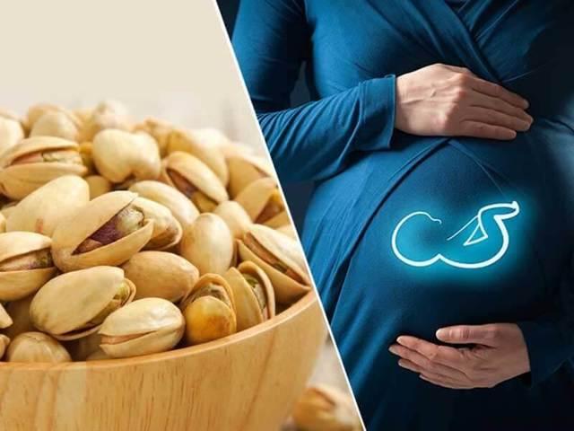 Фисташки при беременности: показания, противопоказания