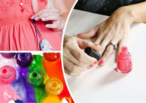 Можно ли красить ногти во время беременности: разрешают ли беременным делать маникюр, чем это грозит плоду, как выбрать лак