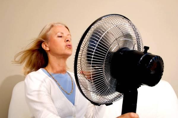Приливы жара, не связанные с менопаузой: причины, особенности