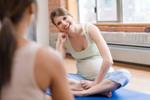 Как вести себя во время беременности: меняем свои привычки