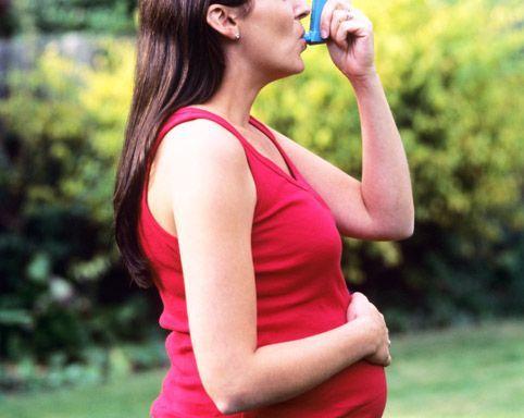 Астма и беременность: признаки, причины, симптомы, опасность, диагностика, лечение, профилактика, роды