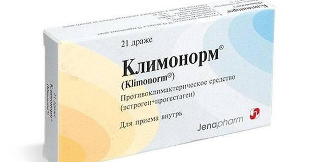 Какие бывают таблетки при климаксе от приливов: показания, цена
