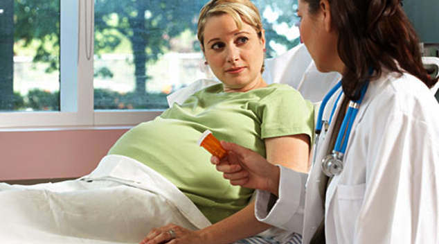 Болит пупок при беременности: причины и способы лечения