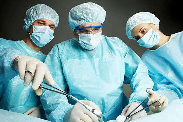 Вентрофиксация матки при ее выпадении или опущении