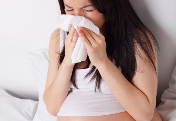 Вазомоторный ринит при беременности: лечение, причины