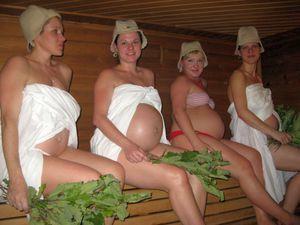 Баня при беременности: показания, противопоказания