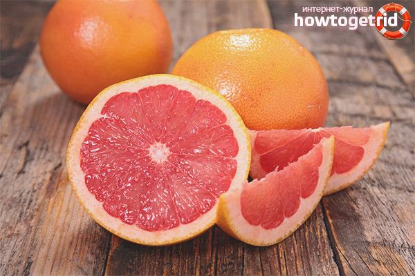 Грейпфрут при беременности: польза и противопоказания