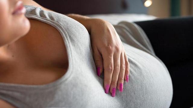 Соски при беременности: изменения и особенности