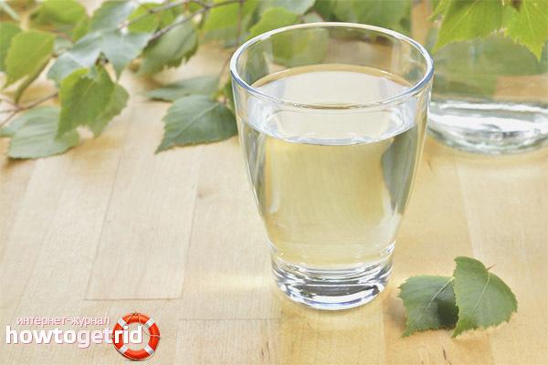 Березовый сок при беременности: показания, противопоказания