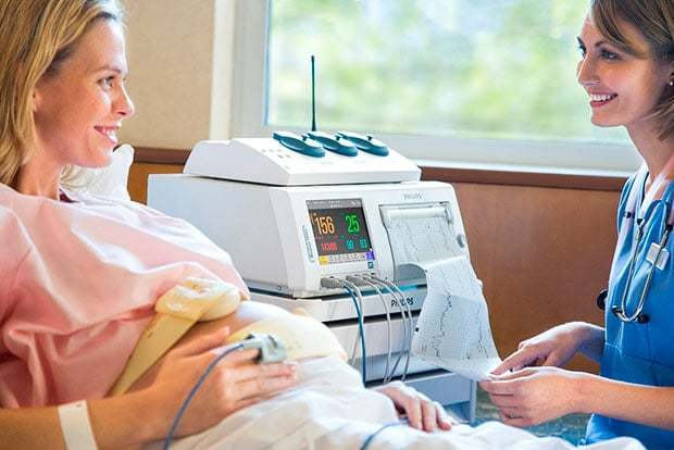 КТГ при беременности: что это и для чего, что показывает, цели, как проходит, сколько времени занимает?