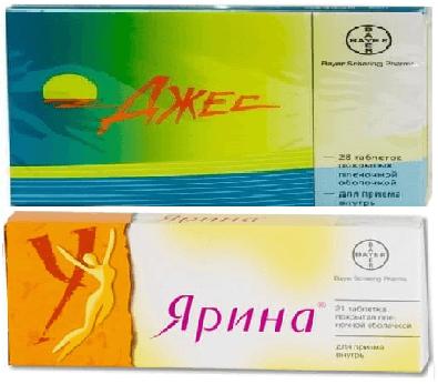 Противозачаточные таблетки при миоме матки: виды и эффективность