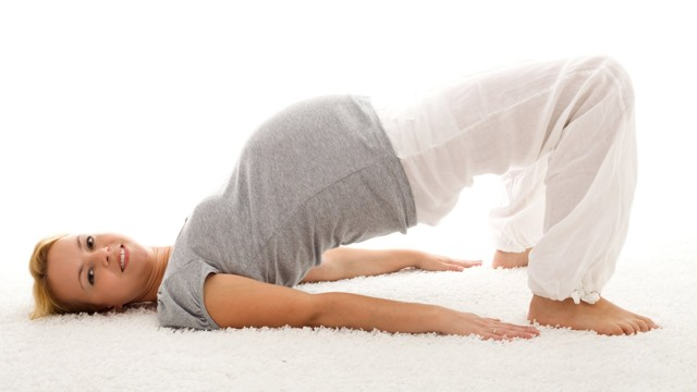 Упражнения при беременности: 2 триместр и поздние сроки