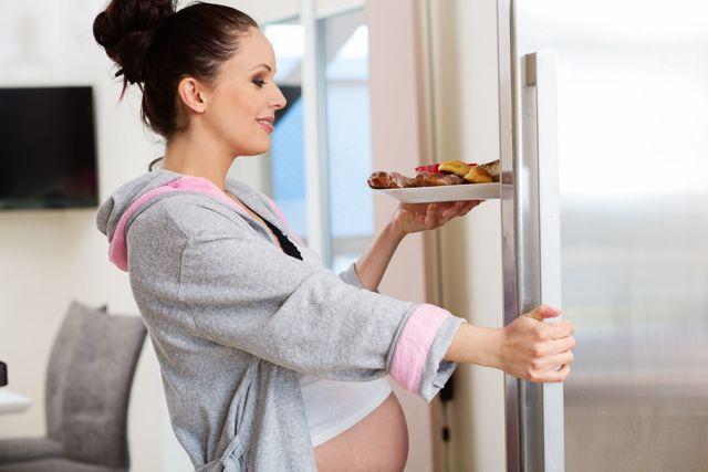 Острое при беременности: польза и возможный вред