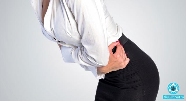 Почему чешется матка: особенности, причины явления