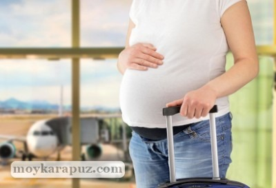 Можно ли летать на самолете во время беременности: разрешенные сроки, возможные осложнения, роды на борту лайнера