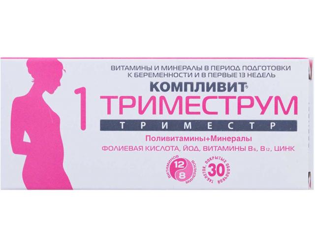 Витамины при планировании беременности для женщин: когда и как принимать витамины, лучшие комплексы