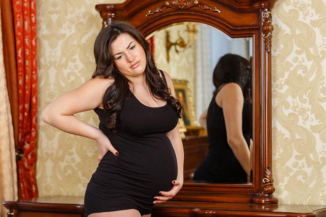 Тренировочные схватки при беременности: ощущения