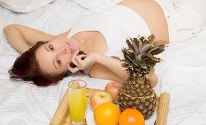 Ананас при беременности: польза и вред, состав и калорийность, суточная норма, противопоказания, способы употребления