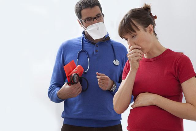 Бронхит при беременности: лечение, профилактика