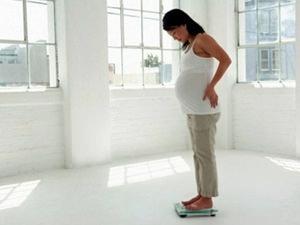 Быстрый набор веса при беременности: причины, последствия, коррекция, голодовка