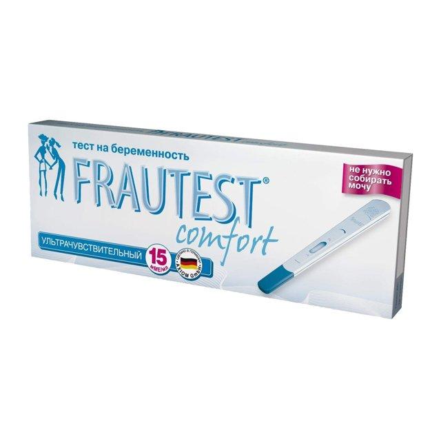 Правила использования тестов на овуляцию фирмы Фраутест